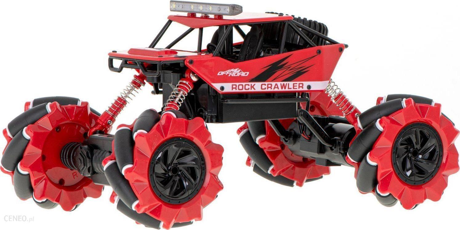 KIK Samochód RC NQD Drift Crawler 4WD 1:16 C333 czerwony