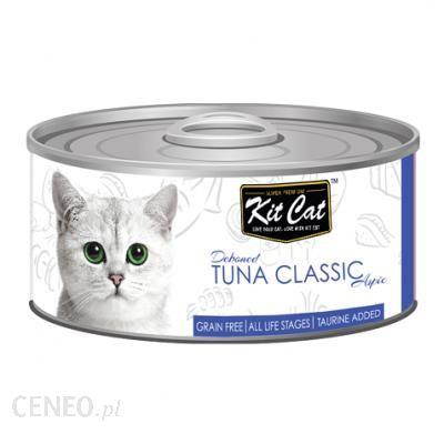 Kit Cat Tuna Classic Tuńczyk 80G