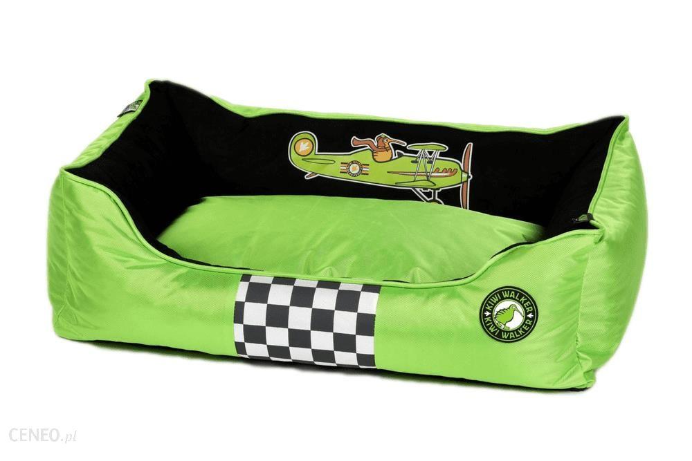Kiwi Walker Legowisko Z Pianki Ortopedycznej Racing Aero Xxl Zielone