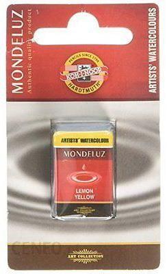 koh-i-noor Farba Akwarelowa Mondeluz 215 Lemon yellow (1636215)