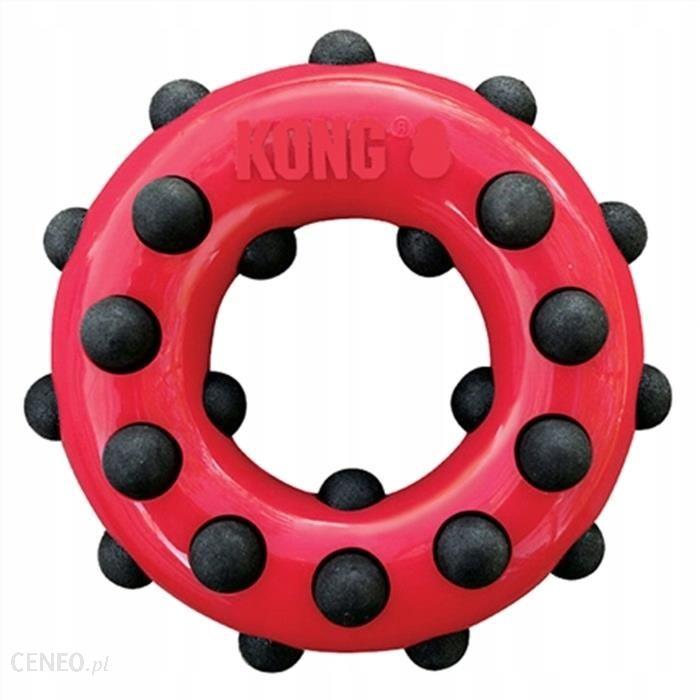 Kong Gryzak kółko Ring dla psa guma 15cm L