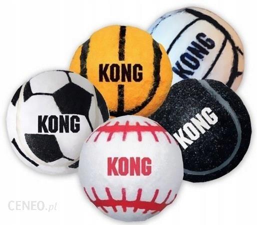 Kong Sports Balls Medium 3szt 6cm