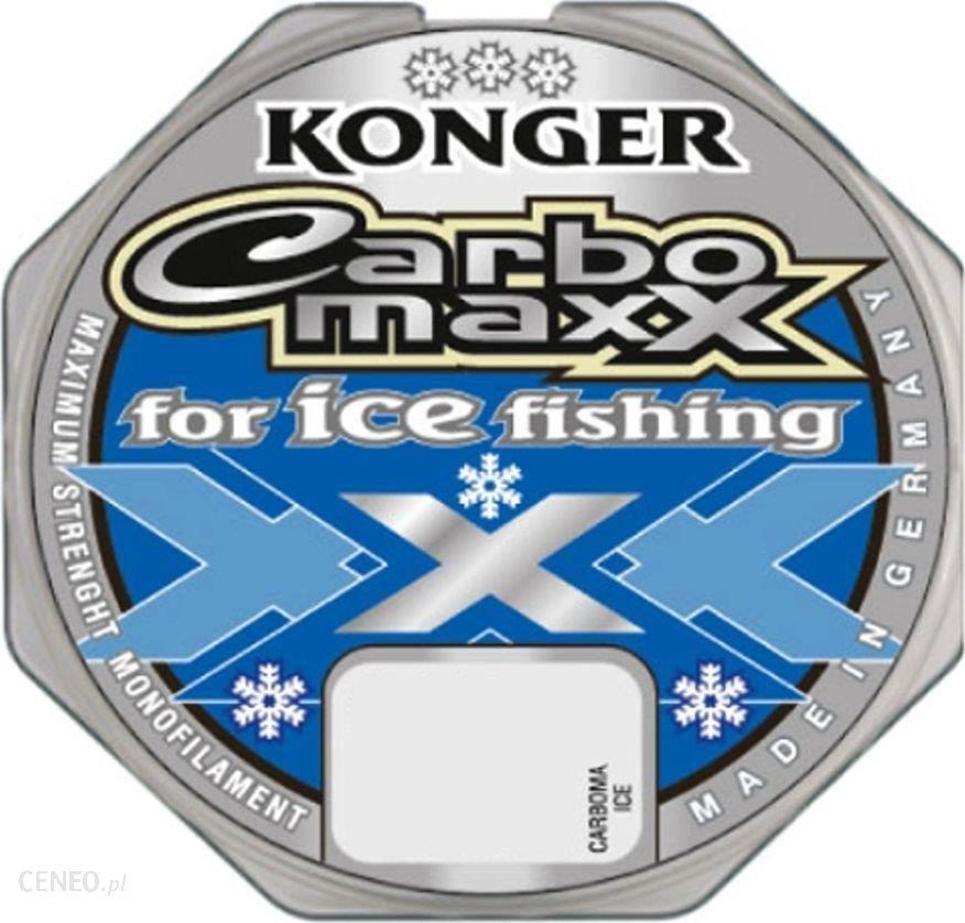 Konger Żyłka Carbomaxx Ice 0.20Mm/50M