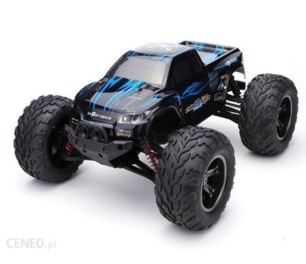 Kontext Samochód Rc Monster Truck 1:12 2.4Ghz Niebieski (KX9683_2)