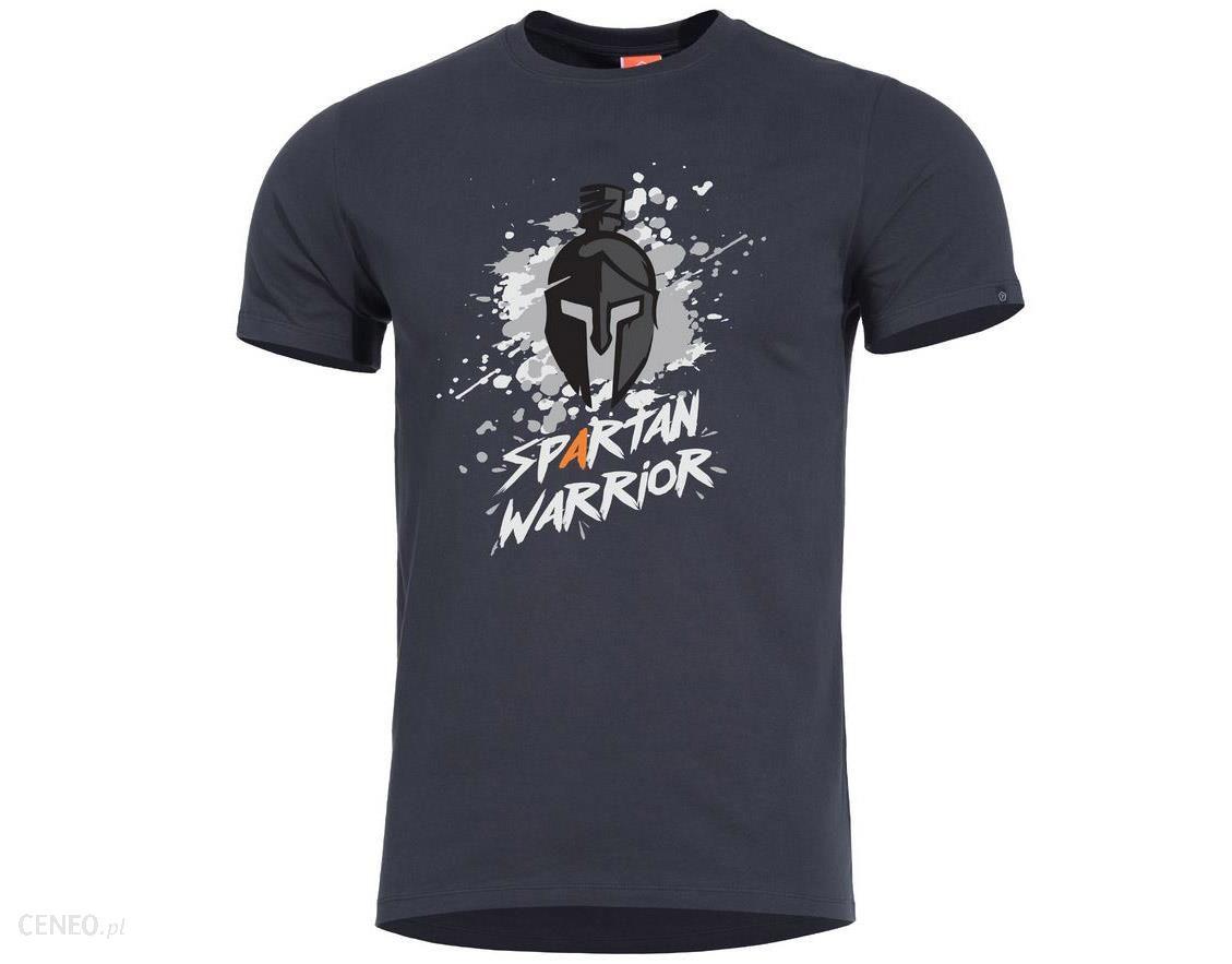Koszulka T-Shirt Pentagon Spartan Warrior Blk XXL