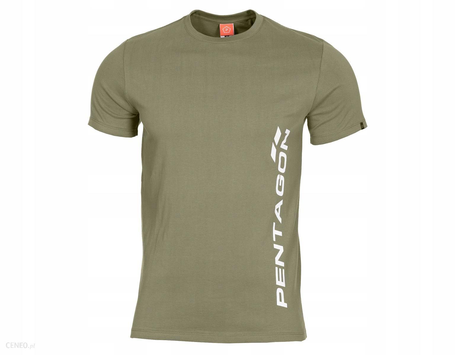 Koszulka T-shirt Pentagon Vertical Olive 3XL
