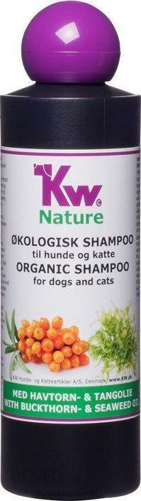 Kw Nature Shampoo Szampon Z Rokitnikiem I Wodorostami 200Ml