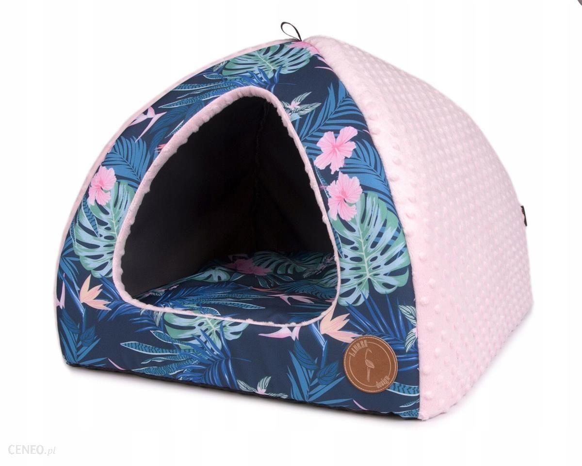 Lauren Design Bella Budka 50x50 tropic różowy