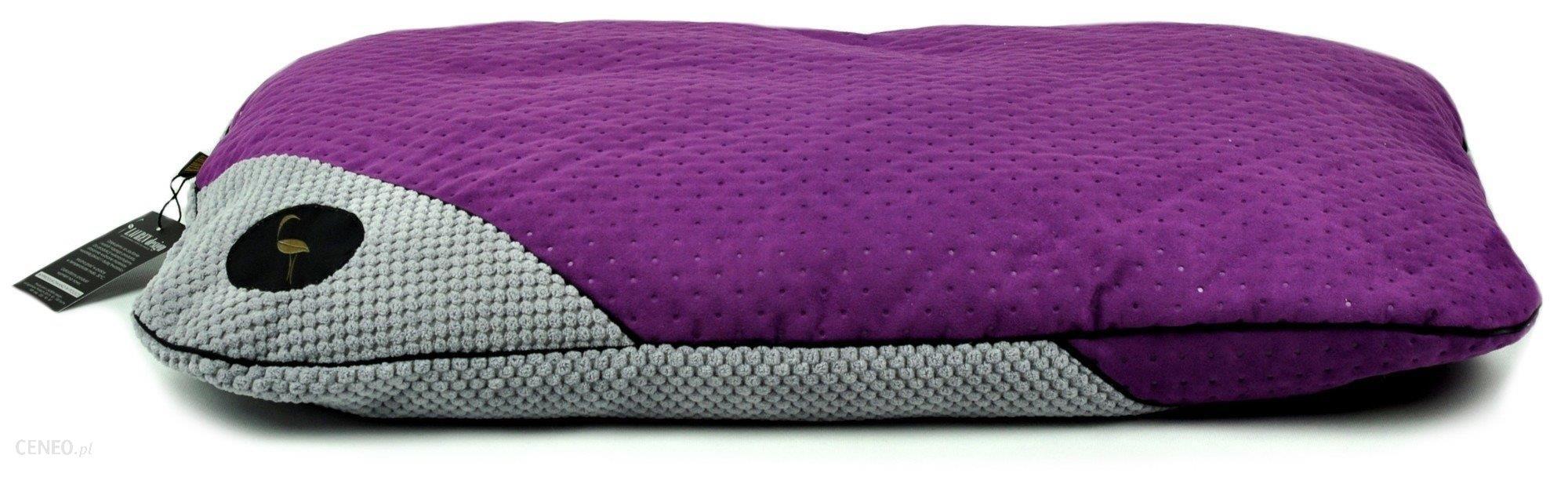 Lauren Design Posłanie pikowane FRIDA 50x70cm Fioletowy
