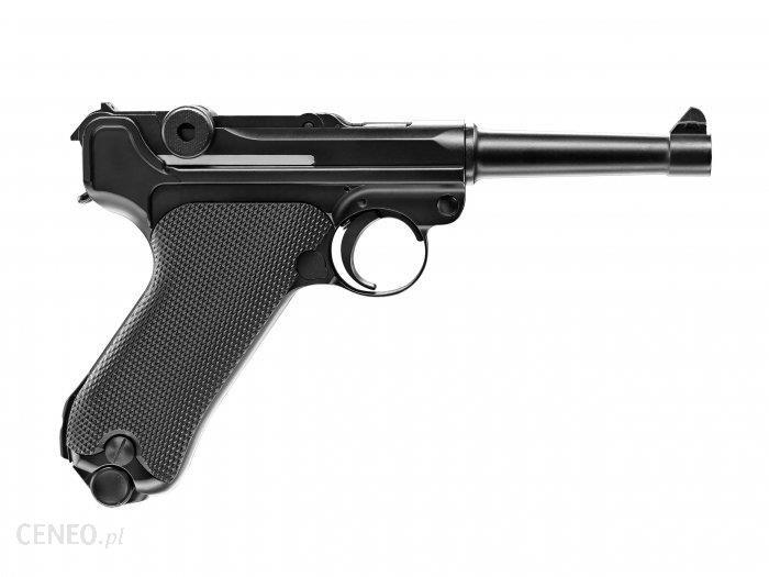 Legends Pistolet Wiatrówka P08 4