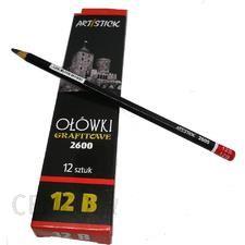 Lemi Ołówek Grafitowy 2600 12B 12 Szt