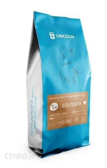 Lincoln Junior Large Lamb With Rice 3Kg