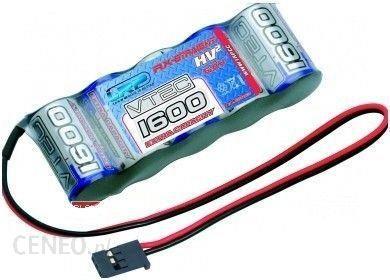 lrp Akumulator 6V NiMH 1600mAh JR (LRP/430603)