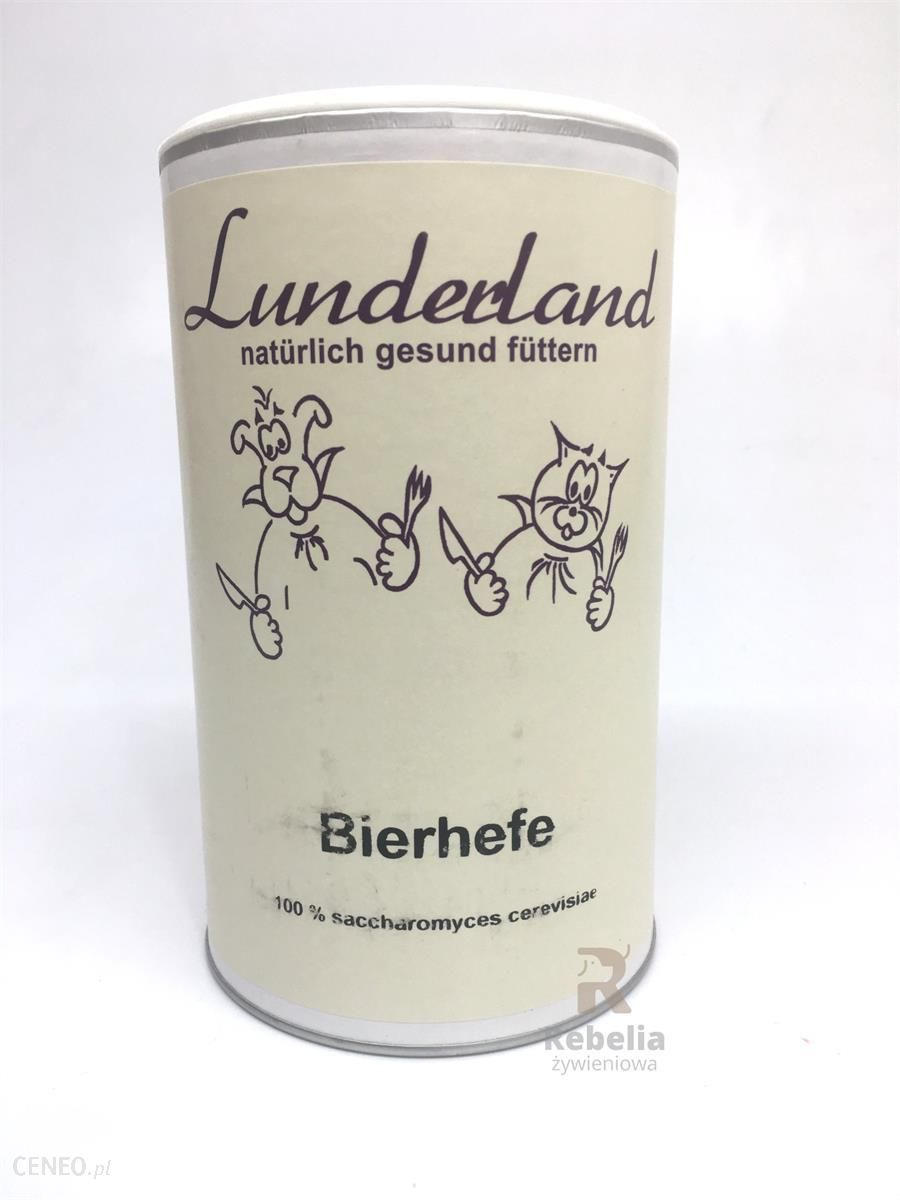Lunderland Drożdże browarnicze 700g