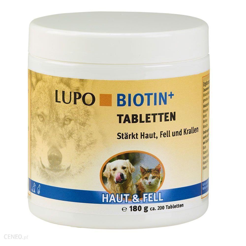 Luposan Lupo Biotin+ 180G 200Tabl