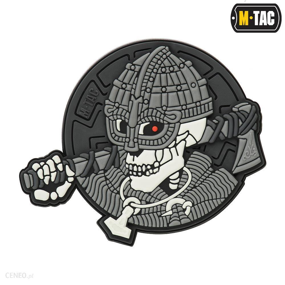 M-Tac Naszywka Undead Viking 3D Pvc
