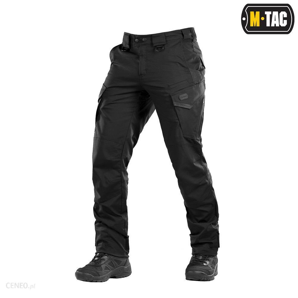 M-Tac Spodnie Taktyczne Aggressor Gen II Flex Black