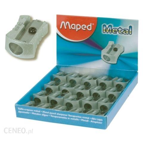 Maped Temperówka metal. CLASSIC 1 otwór