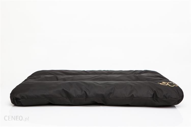 Materac Eco legowisko 100x70cm dla psa czarny