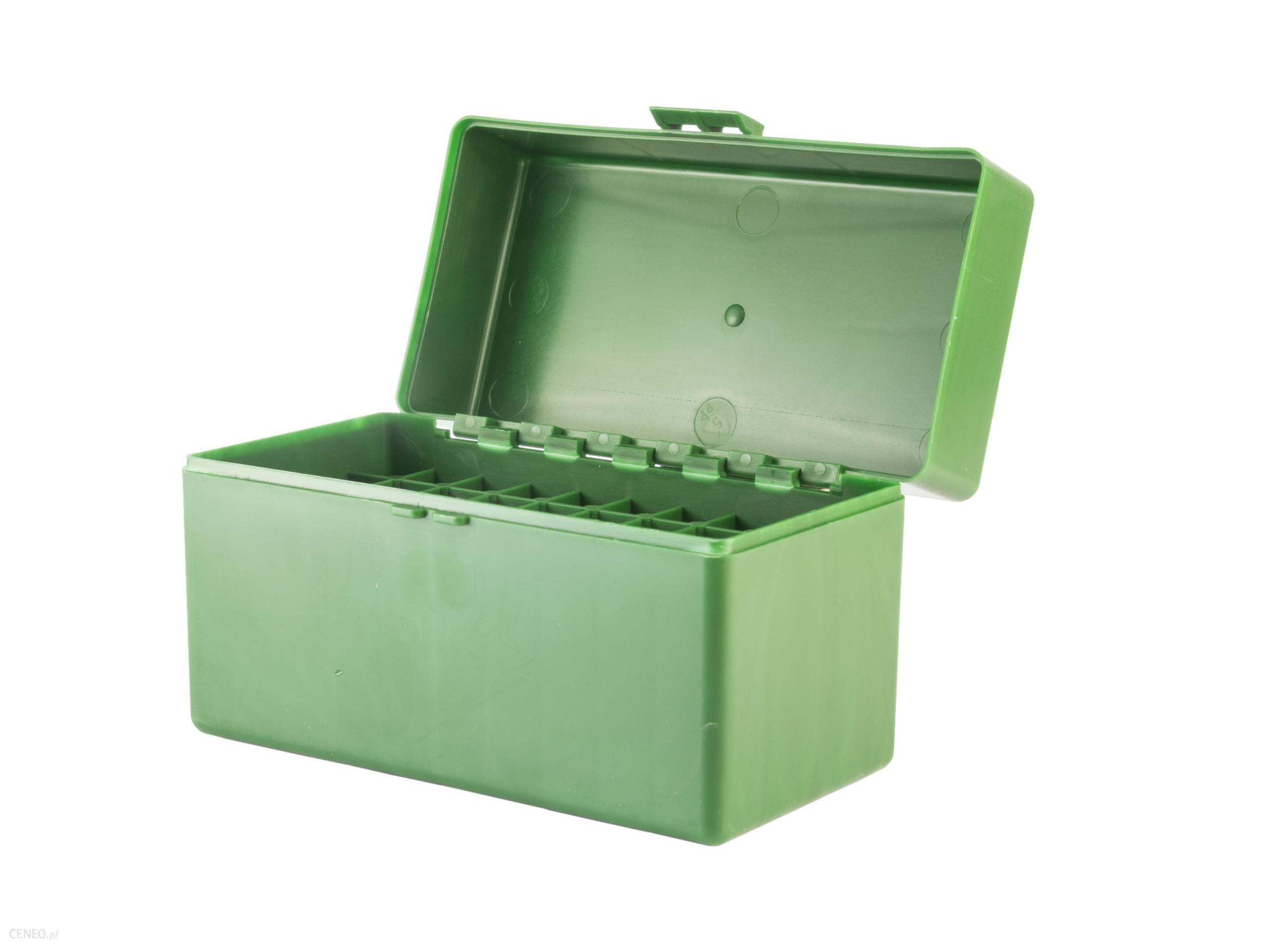 Megaline Pudełko Na Amunicję 30.06-6.5X55/50