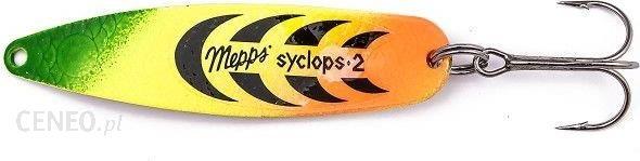 Mepps Błystka Syclops Fluo tiger 1/12g