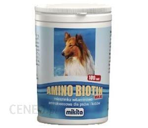 Mikita Amino Biotin Maxi Opakowanie 100 Tabletek