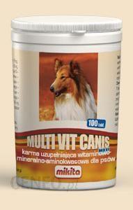 Mikita Multi Vit Canis Maxi 100Tab