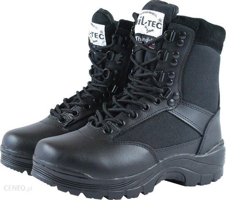 Mil-Tec Buty Taktyczne Swat Czarne 38