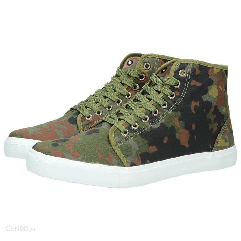 Mil-Tec Buty Trampki Army Sneaker Rip-Stop Flecktarn 40