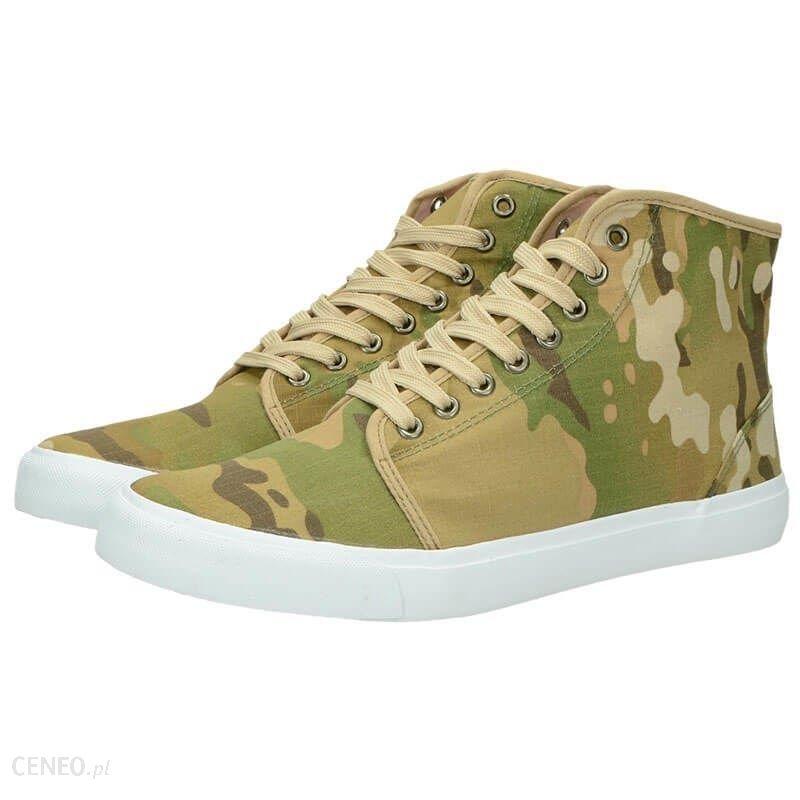 Mil-Tec Buty Trampki Army Sneaker Rip-Stop Multicam 42