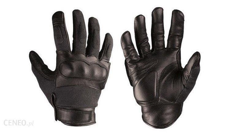 Mil-Tec Rękawice taktyczne Cut-resistant Tactical Gloves Czarny 12504202 L