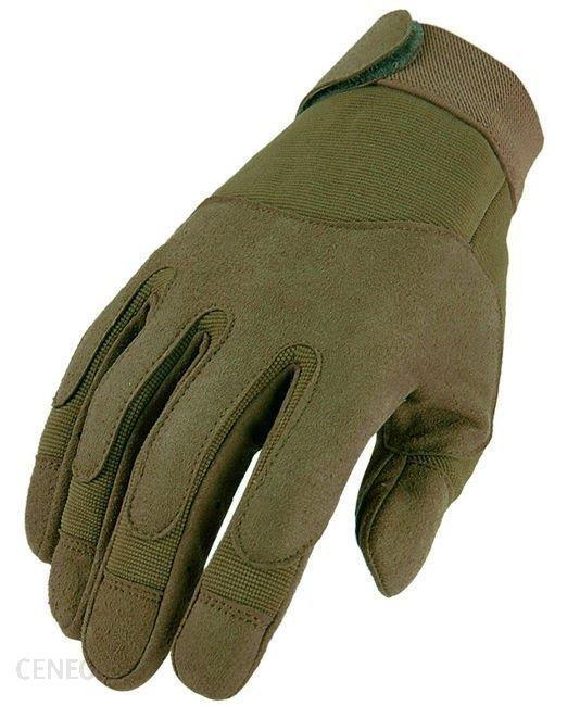 Mil-Tec Rękawice Taktyczne Wzmacniane M Olive