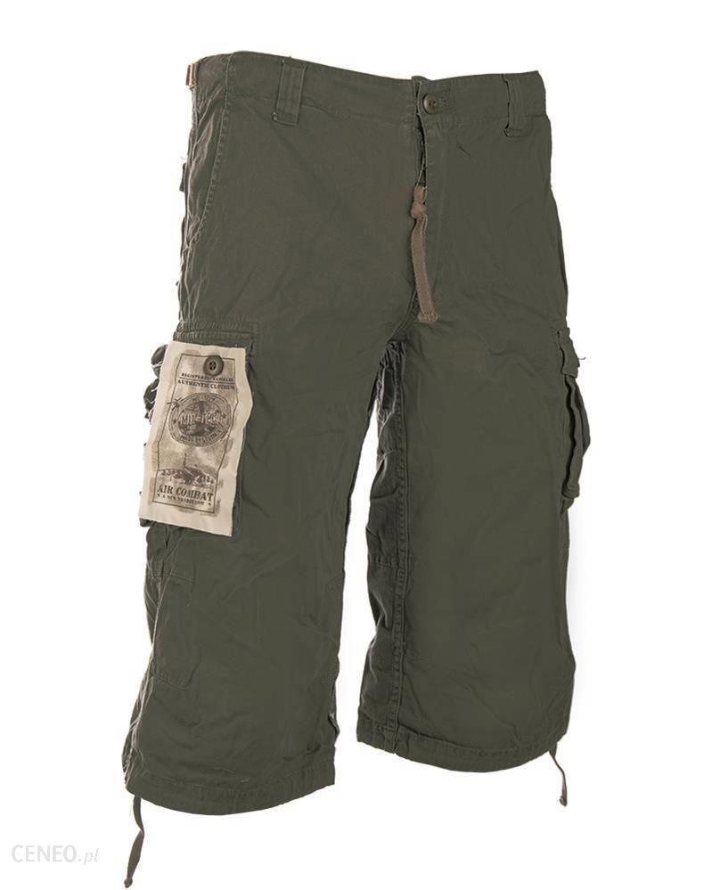 Mil-Tec Spodnie 3/4 Od Prewash Air Combat