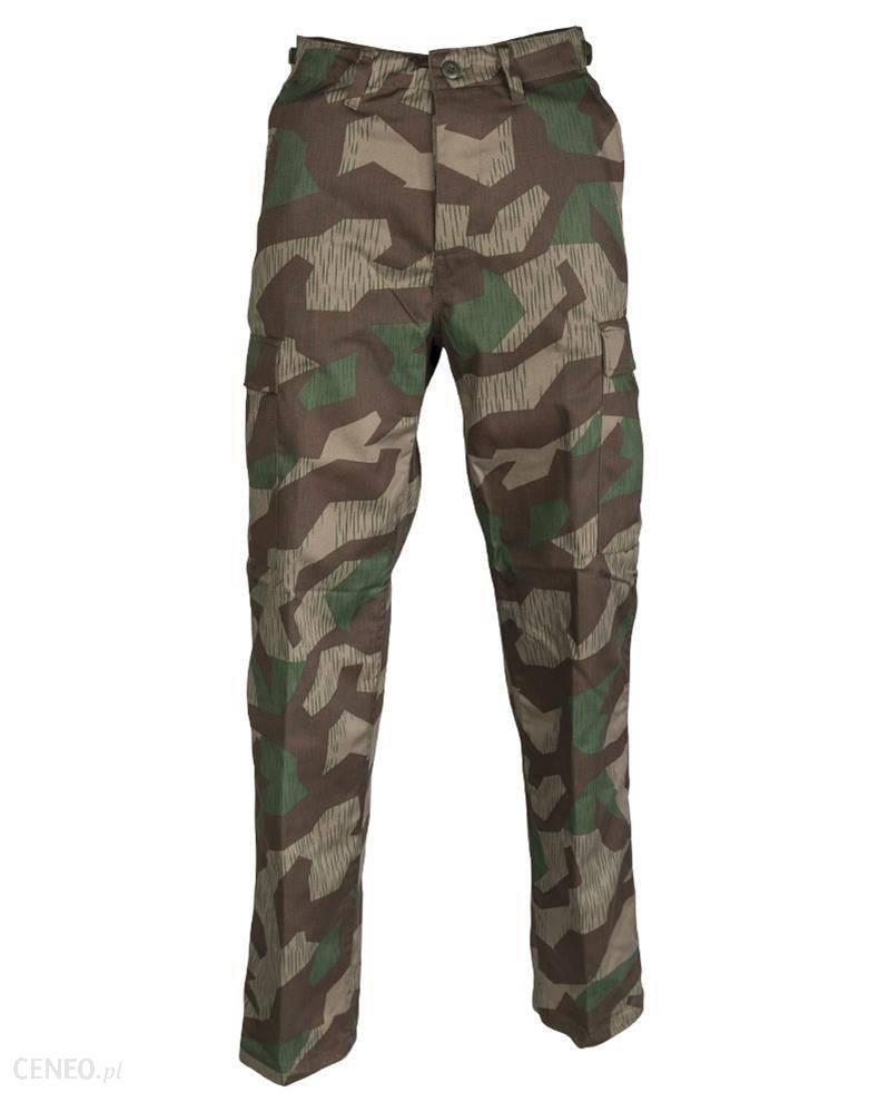 Mil-Tec Spodnie Polowe Us Splinter Bdu Style Ranger