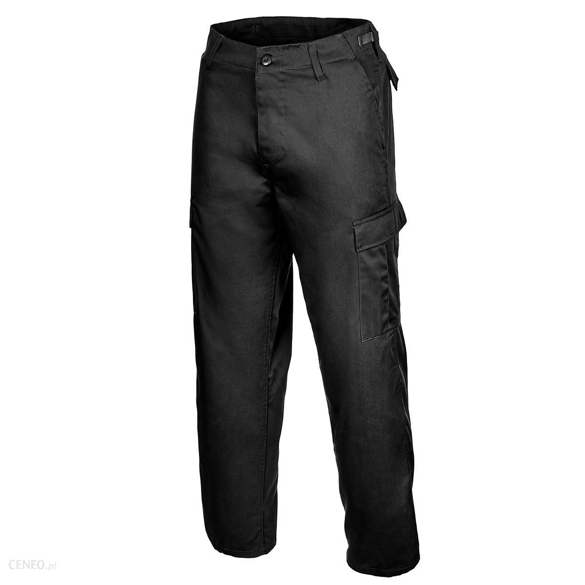 Mil-Tec Spodnie Us Ranger Bdu Black (11810002)