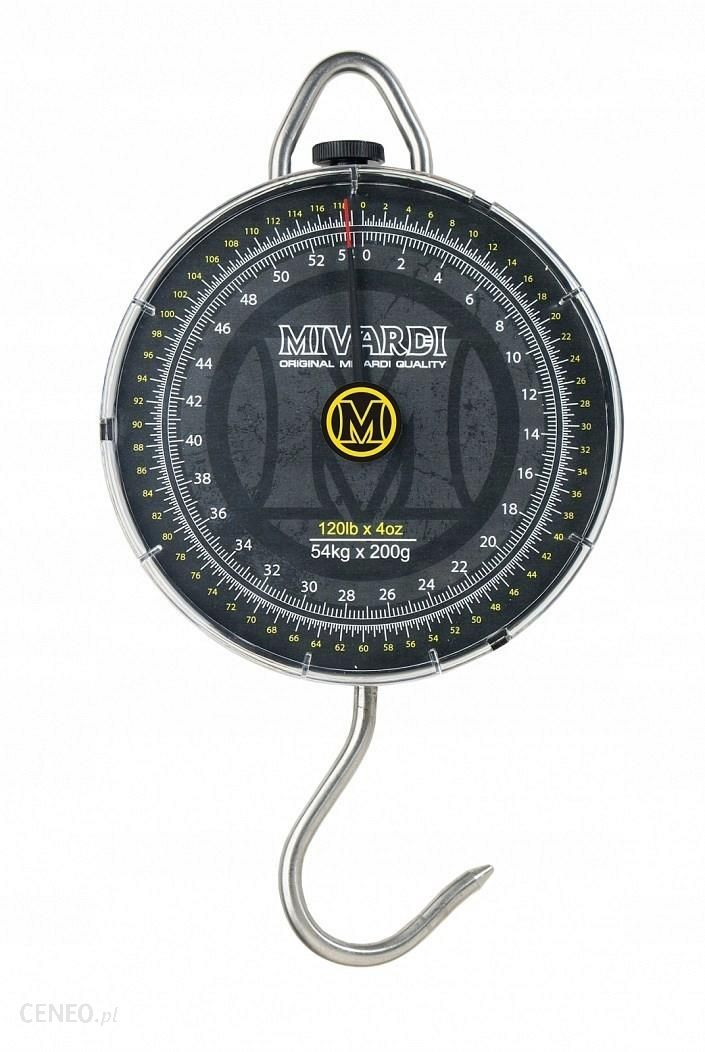 Mivardi Waga Hardcore Scale 27 kg