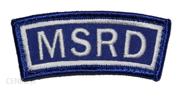 Mon Emblemat Naramienny Msrd (Mil1296) Sr