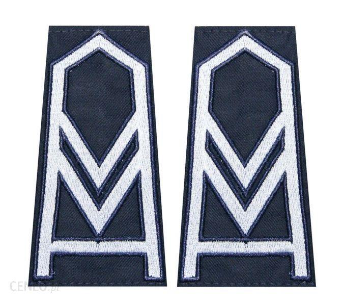 mon Pagony pochewki do swetra Służby Więziennej starszy sierżant sztabowy MIL928 SR