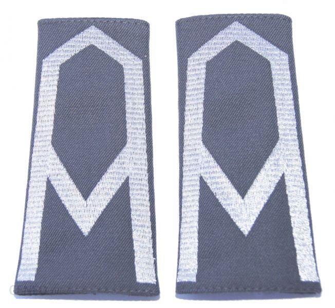 mon Pagony pochewki wyjściowe Sił Powietrznych sierżant MIL746 SR