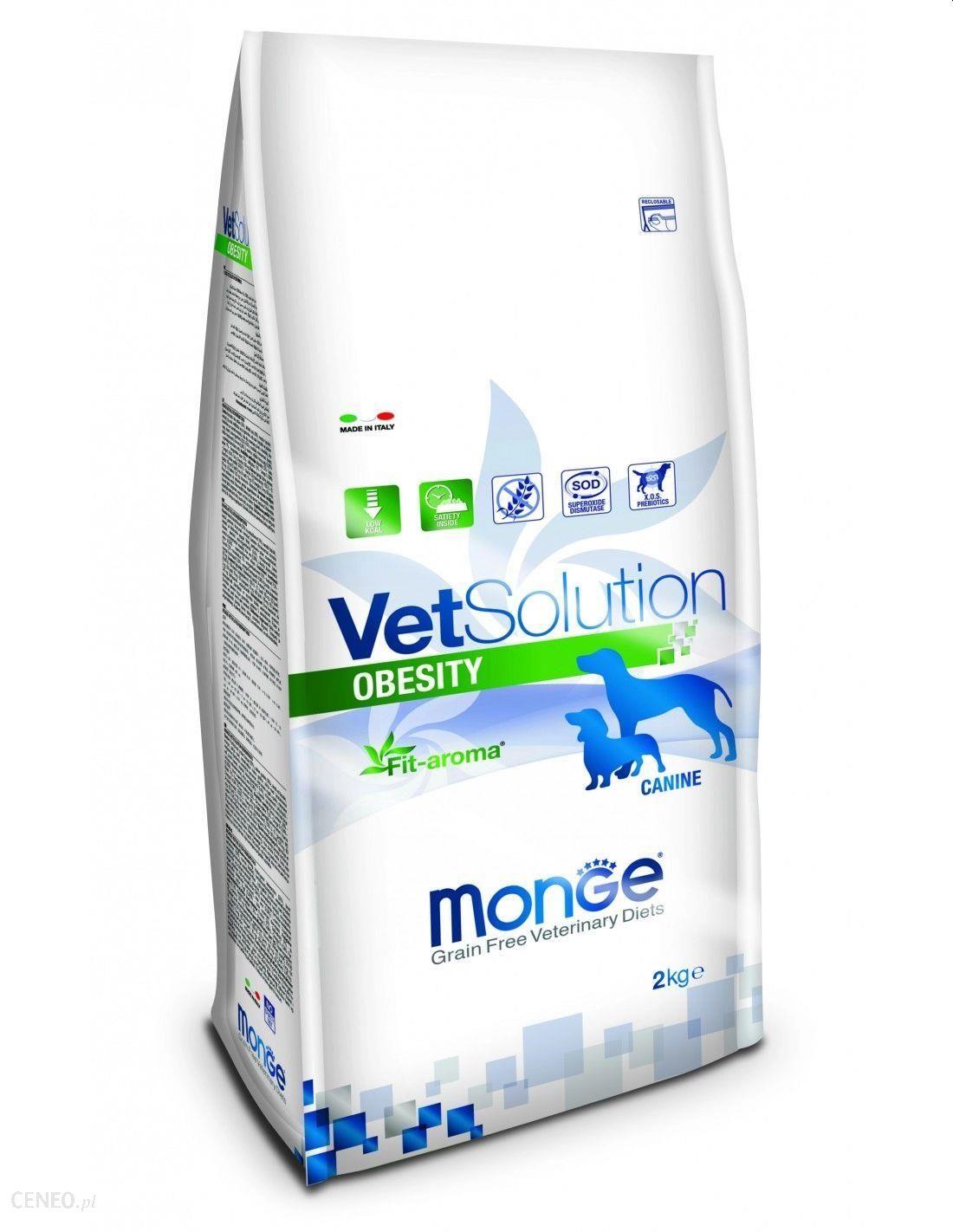 Monge Vet Solution Dog Obesity 2Kg