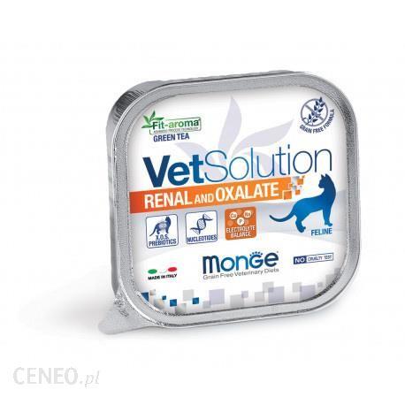 Monge Vetsolution Renal And Oxalate 100G