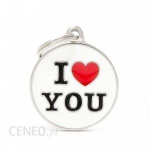 My Family CHARMS Kółko I Love You