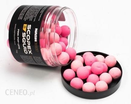 Nash Scopex Squid Pop-Up Pink 18mm 75g B6833