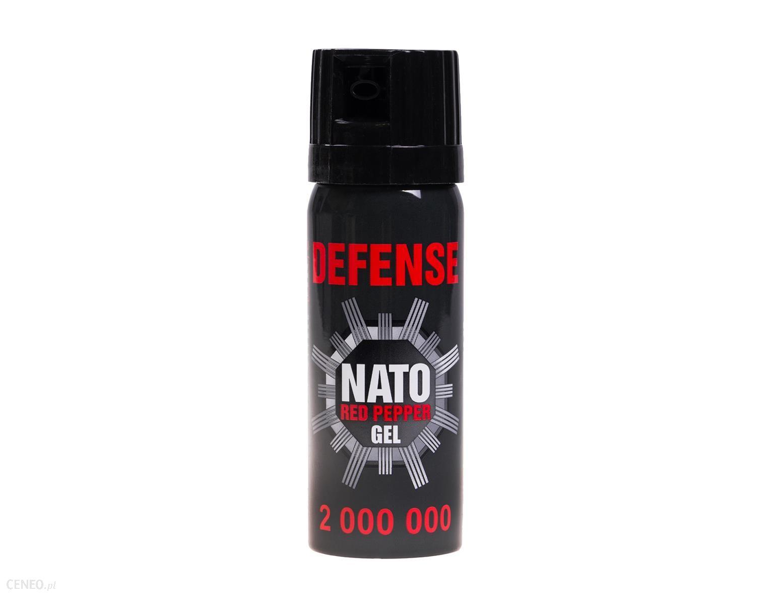 NATO Defense Gaz Pieprzowy Obronny Żel 50Ml