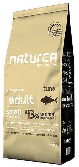 Naturea Dog Naturals Adult Small Tuńczyk 100g