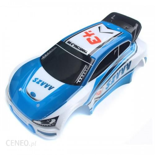 Niebieska Obudowa Karoseria Blue Car Shell Wl Toys A949-60