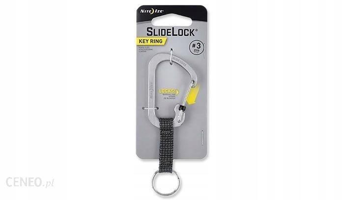 Nite Ize Karabińczyk S-Biner Key Ring Cslw3-11-R6