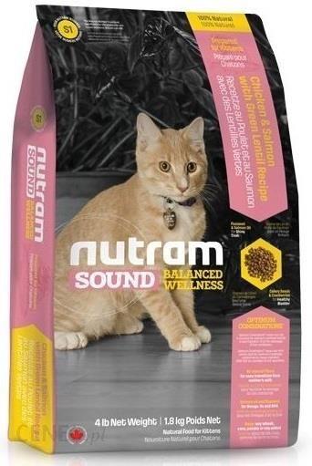 Nutram Sound Kitten 1