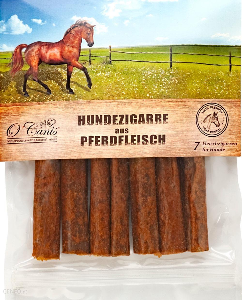 O'Canis Oryginalne Cygara Z Konia 5Szt