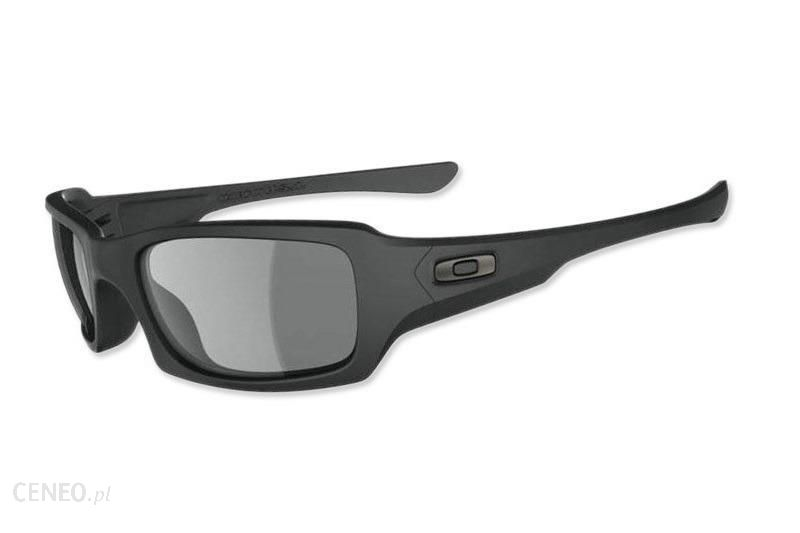 Oakley Okulary Si Fives Squared Matte Black Warm Grey (Oak41023145)